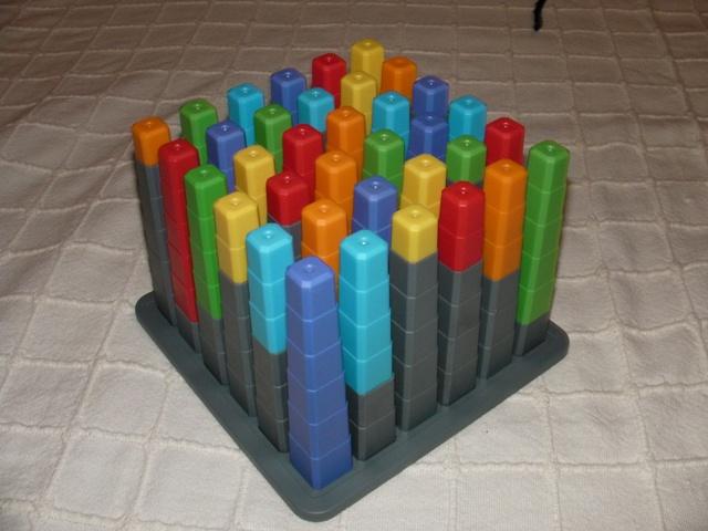 Abbildung der zweiten Auflösung von 36 Cube